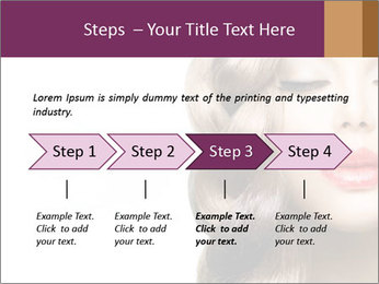 Beautiful Model PowerPoint Templates - Slide 4