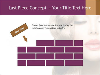 Beautiful Model PowerPoint Template - Slide 46