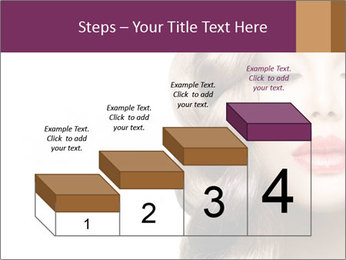Beautiful Model PowerPoint Template - Slide 64