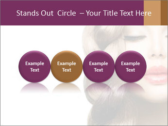 Beautiful Model PowerPoint Template - Slide 76