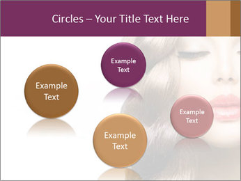 Beautiful Model PowerPoint Template - Slide 77