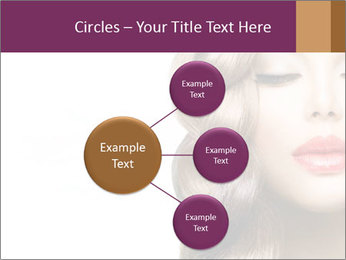 Beautiful Model PowerPoint Template - Slide 79