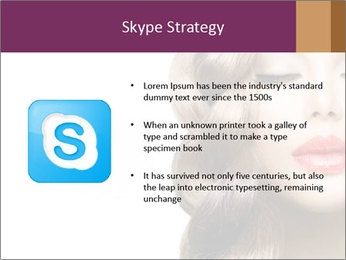 Beautiful Model PowerPoint Template - Slide 8