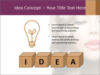 Beautiful Model PowerPoint Template - Slide 80