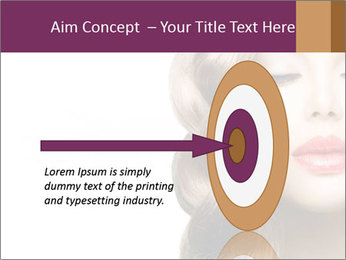 Beautiful Model PowerPoint Template - Slide 83