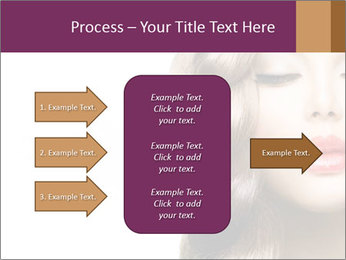 Beautiful Model PowerPoint Template - Slide 85