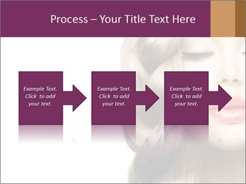 Beautiful Model PowerPoint Template - Slide 88