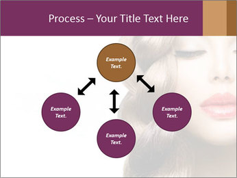 Beautiful Model PowerPoint Template - Slide 91