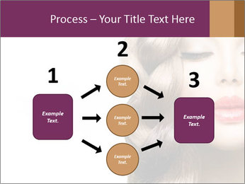 Beautiful Model PowerPoint Template - Slide 92