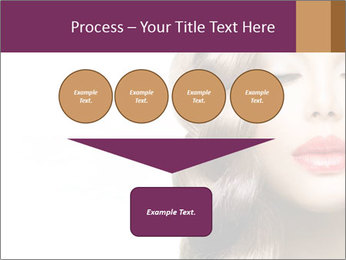 Beautiful Model PowerPoint Template - Slide 93