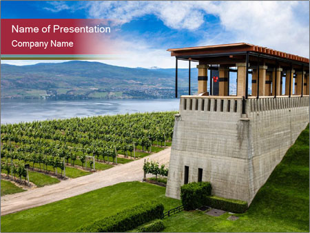 British Columbia PowerPoint Template