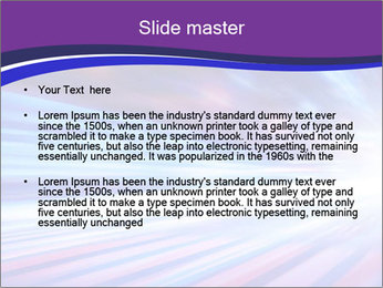 Abstract PowerPoint Template - Slide 2