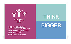 0000087607 Business Card Template