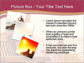Relaxing female PowerPoint Templates - Slide 17