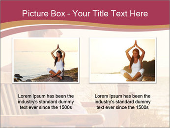 Relaxing female PowerPoint Templates - Slide 18