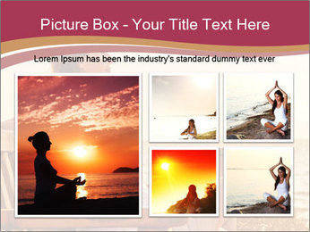 Relaxing female PowerPoint Templates - Slide 19
