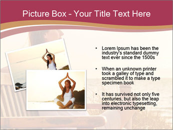 Relaxing female PowerPoint Templates - Slide 20