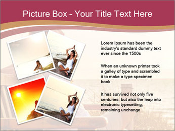 Relaxing female PowerPoint Templates - Slide 23