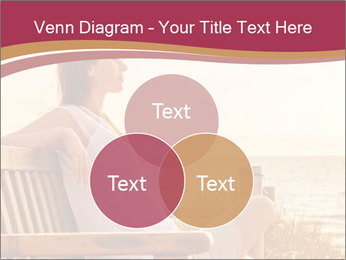 Relaxing female PowerPoint Templates - Slide 33