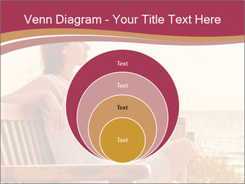 Relaxing female PowerPoint Templates - Slide 34