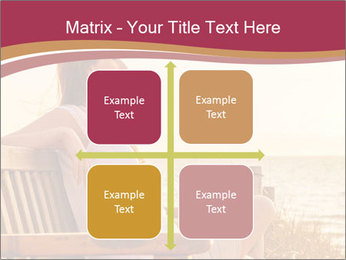 Relaxing female PowerPoint Templates - Slide 37