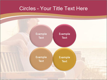 Relaxing female PowerPoint Templates - Slide 38