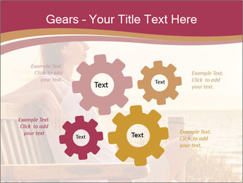 Relaxing female PowerPoint Templates - Slide 47