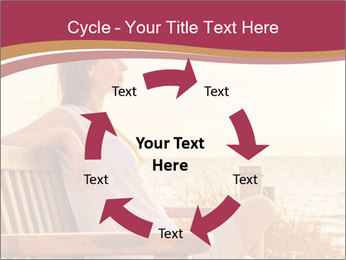 Relaxing female PowerPoint Templates - Slide 62