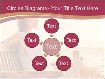 Relaxing female PowerPoint Templates - Slide 78