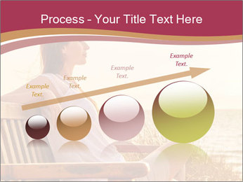 Relaxing female PowerPoint Templates - Slide 87