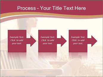 Relaxing female PowerPoint Templates - Slide 88