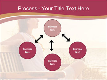 Relaxing female PowerPoint Templates - Slide 91