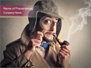 Investigation PowerPoint Template