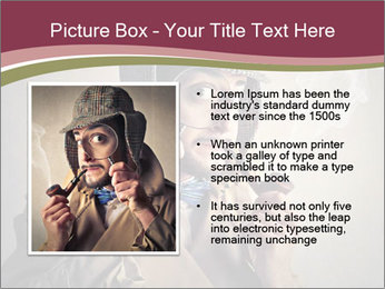 Investigation PowerPoint Templates - Slide 13