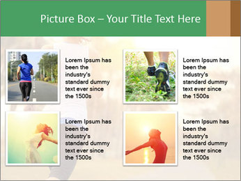 Healthy lifestyle PowerPoint Templates - Slide 14