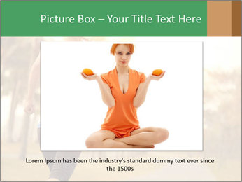 Healthy lifestyle PowerPoint Templates - Slide 16