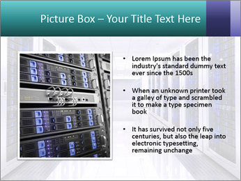 Server room PowerPoint Templates - Slide 13