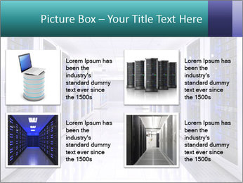 Server room PowerPoint Templates - Slide 14