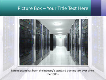 Server room PowerPoint Templates - Slide 15