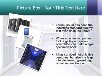 Server room PowerPoint Templates - Slide 17