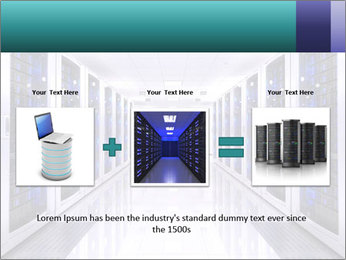 Server room PowerPoint Templates - Slide 22