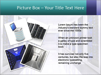 Server room PowerPoint Templates - Slide 23