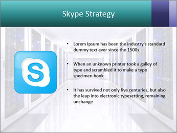 Server room PowerPoint Templates - Slide 8