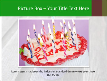 Tasty birthday PowerPoint Template - Slide 15
