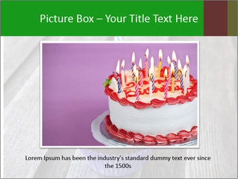 Tasty birthday PowerPoint Template - Slide 16