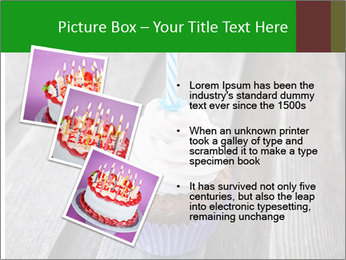Tasty birthday PowerPoint Template - Slide 17
