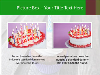 Tasty birthday PowerPoint Template - Slide 18