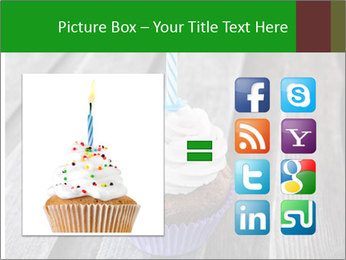 Tasty birthday PowerPoint Template - Slide 21