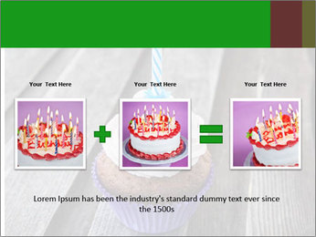 Tasty birthday PowerPoint Template - Slide 22