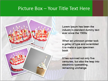 Tasty birthday PowerPoint Template - Slide 23